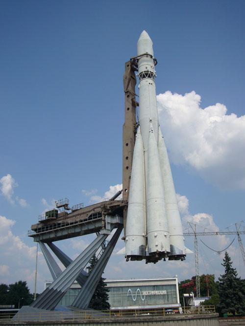ロケット:モスクワ駐在日記:So-netブログ ブログをはじめる ログイン #myblog-ni